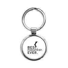 Best Podiatrist Ever Keychains