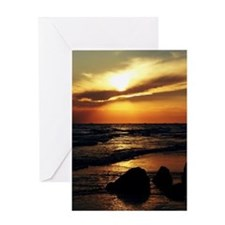 Cute Sunlight Greeting Card