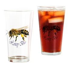 Cute Beeswax Drinking Glass