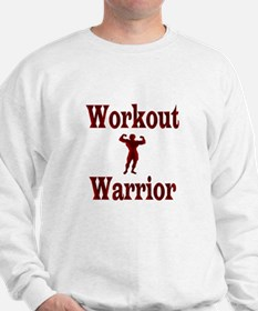 Workout Warrior Sweatshirt