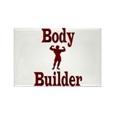 Body Builder Magnets