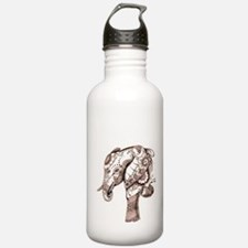 Unique Henna Water Bottle