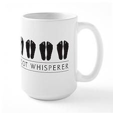 The Foot Whisperer Mugs