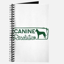 canine resolution Journal