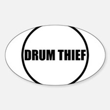 Drum Thief 750 Decal
