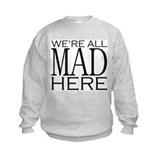 Alice in wonderland Crew Neck