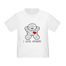 I Love Mummy T