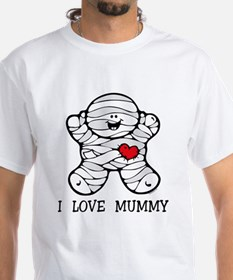 I Love Mummy Shirt