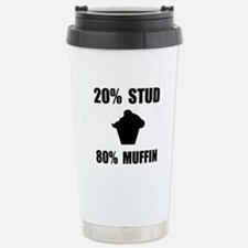 Funny Macho Travel Mug