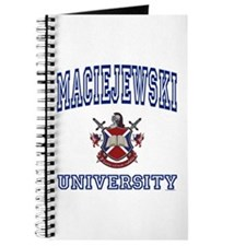 MACIEJEWSKI University Journal