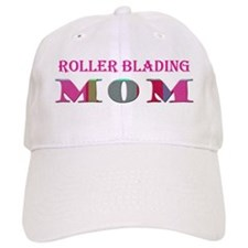 Cute Roller birthday Baseball Cap