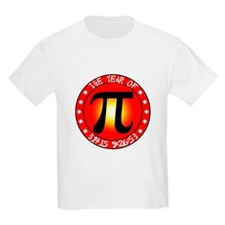 Year of Pi 3/14/15 9:26:53 T-Shirt