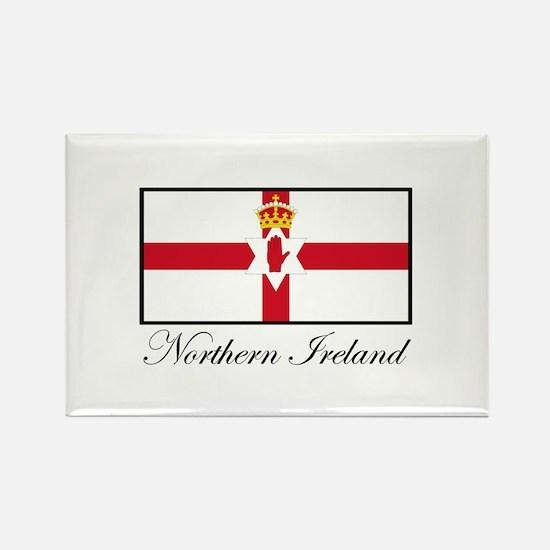 Northern Ireland - Flag Rectangle Magnet