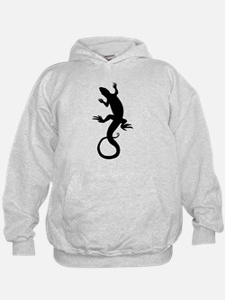 Lizard Art Hoodie
