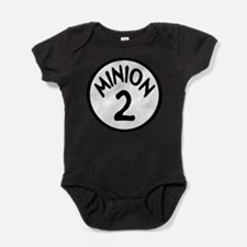 Unique Minions Baby Bodysuit