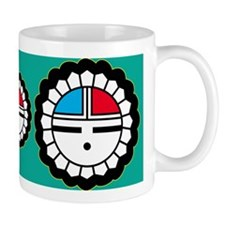 Zuni Sun Face Mugs