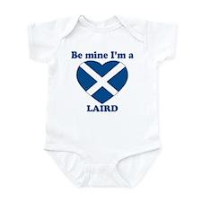 Laird, Valentine's Day Infant Bodysuit