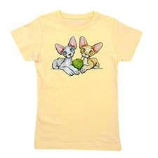 Double Devons Girl's Tee