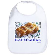 Got Challah Bib