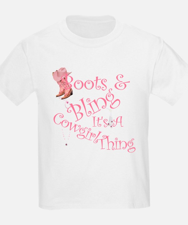 A Cowgirl thing T-Shirt