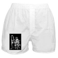 Unique Black and white Boxer Shorts