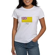 Niue - Flag Tee