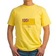 Niue - Flag T
