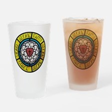 Luther's Rose Drinking Glass