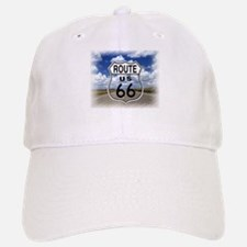 Rt. 66 Baseball Baseball Cap