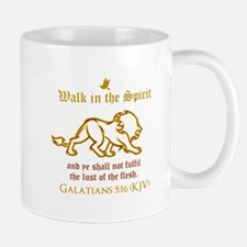 Walk in the Spirit Mugs