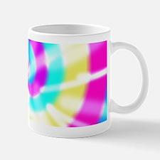 Tye Dye Pattern Small Small Mug