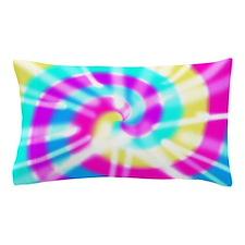 Tye Dye Pattern Pillow Case