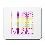 Music, Mousepad