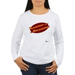 Teamwork Makes the Dreamwork Women's Long Sleeve T