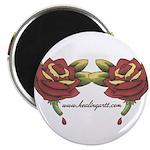 Tattoo Roses Magnet