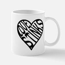 LoveStinks.png Mugs