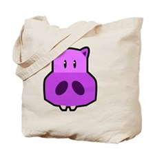 hippo1 Tote Bag
