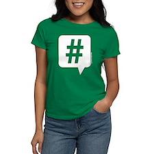 Hastag Brand Tees Logo T-Shirt