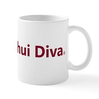 Feng Shui Diva Mug