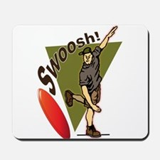 Swoosh! Mousepad