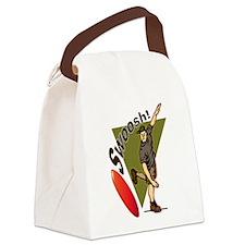 Swoosh! Canvas Lunch Bag