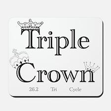 Triple Crown Mousepad