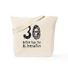 30 Skull Tote Bag