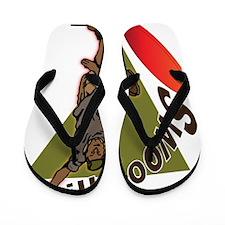 Swoosh1 Flip Flops