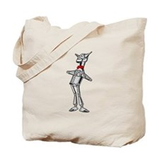 Tin Woodsman Vintage Wizard of Oz 1900 Tote Bag