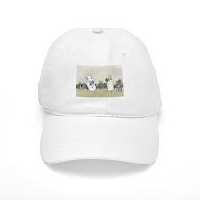 Zombie Sheep Baseball Cap