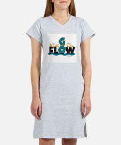 Go With the Flow Women's Nightshirt