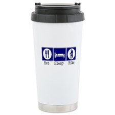 Eat, Sleep, Hike Travel Mug