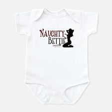 Naughty Bettie Infant Bodysuit
