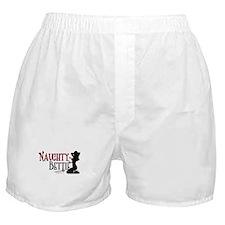 Naughty Bettie Boxer Shorts